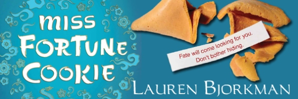 Miss Fortune Cookie Book Blitz